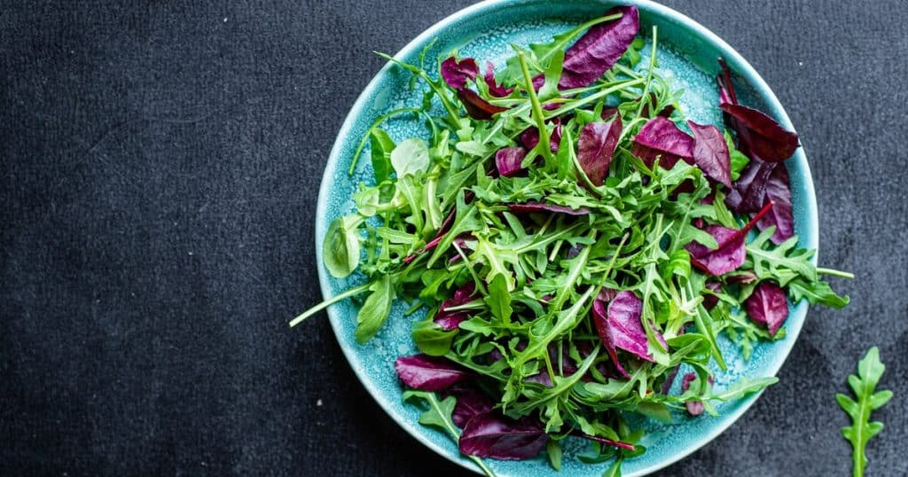 Is rucola ongezond